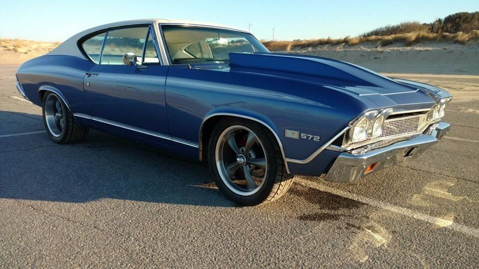 Used 1968 Chevrolet Chevelle -FRAME OFF RESTORED 572 BIG BLOCK FUEL INJECTED-PRO TOURING- | Mundelein, IL