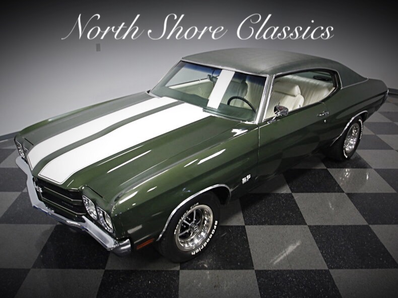 Used 1970 Chevrolet Chevelle -SS396 WITH BUILD SHEET-4 SPEED-FROM NORTH CAROLINA - SEE VIDEO | Mundelein, IL