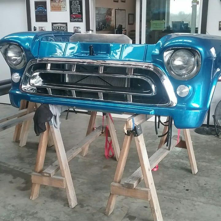Used 1957 Chevrolet Pickup -3100 - JUST COMPLETED 2018 FRAME OFF RESTORATION- | Mundelein, IL