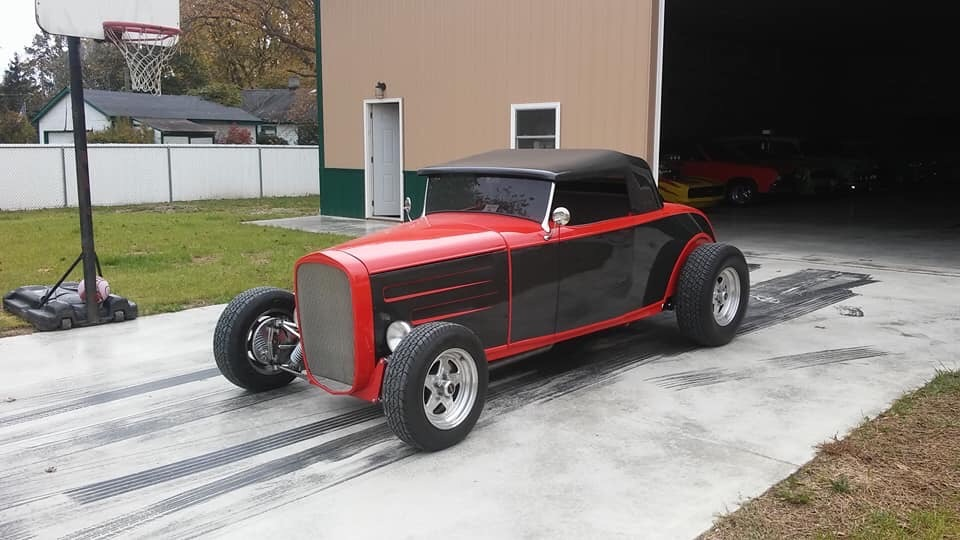 Used 1932 Chevrolet Hot Rod / Street Rod -HIGH BOY 359 Engine W/Overdrive | Mundelein, IL