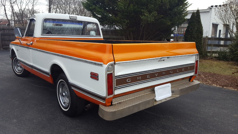 Used 1972 Chevrolet Pickup -C 10 - 1/2 TON TRUCK - FLEETSIDE LONGBED - SEE VIDEO | Mundelein, IL