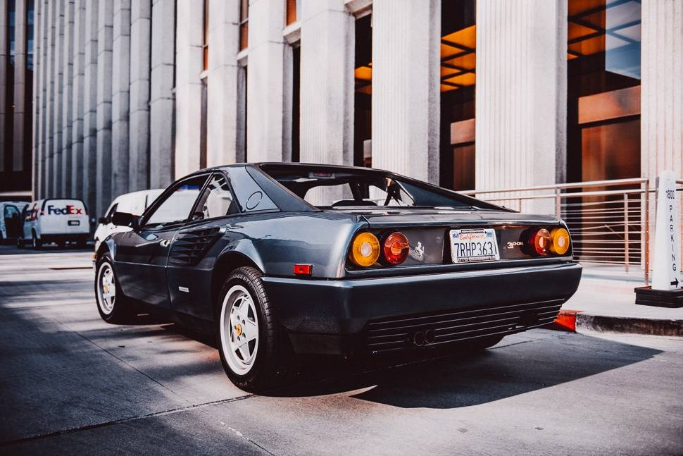 Used 1986 Ferrari Mondial -reported to be one of only 29 hardtops imported to the US in 1986-   Mundelein, IL