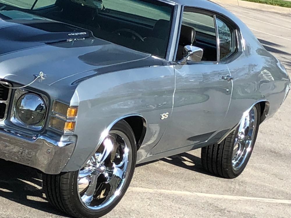 Used 1971 Chevrolet Chevelle -MALIBU 396/402 BIG BLOCK-RESTORED NORTH CAROLINA MUSCLE CAR- SEE VIDEO | Mundelein, IL