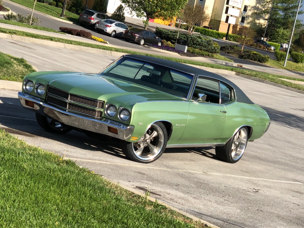 Used 1970 Chevrolet Chevelle -MALIBU SOUTHERN FACTORY RUST FREE GEORGIA MUSCLE CAR- SEE VIDEO | Mundelein, IL