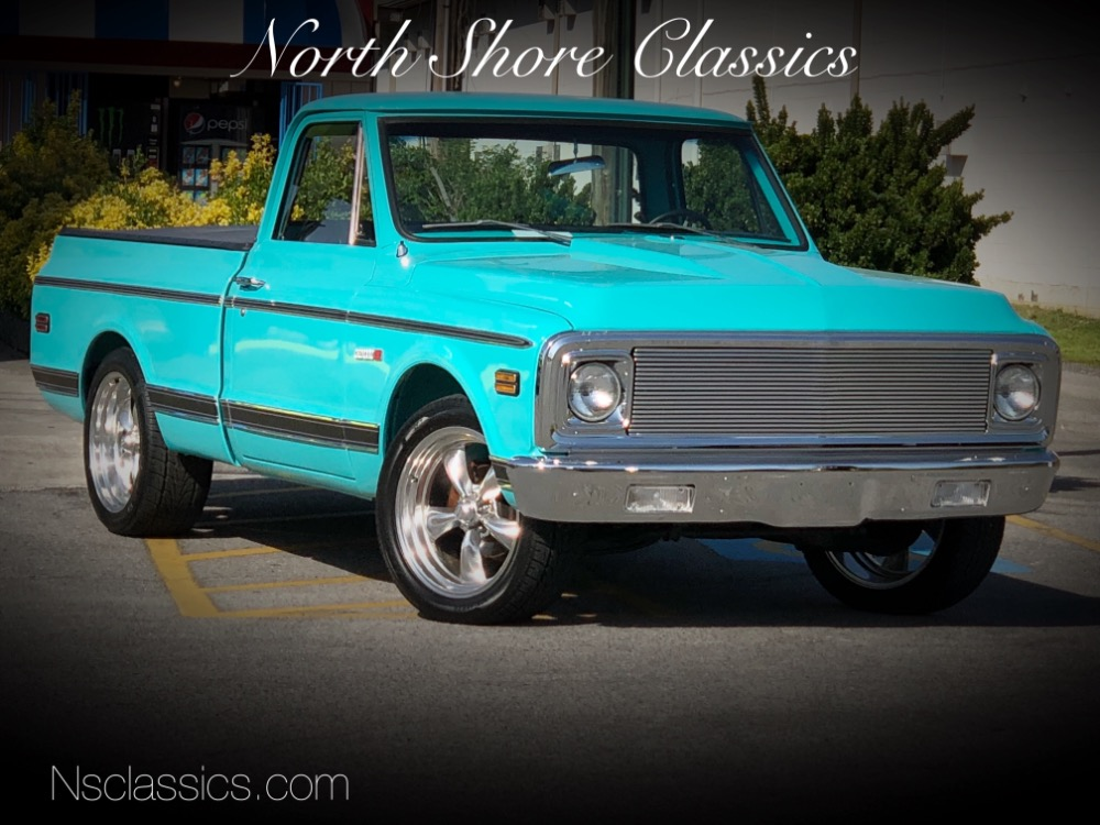 Used 1971 Chevrolet Pickup Cheyenne- RESTORED-NUMBERS MATCHING BIG BLOCK-SEE VIDEO | Mundelein, IL