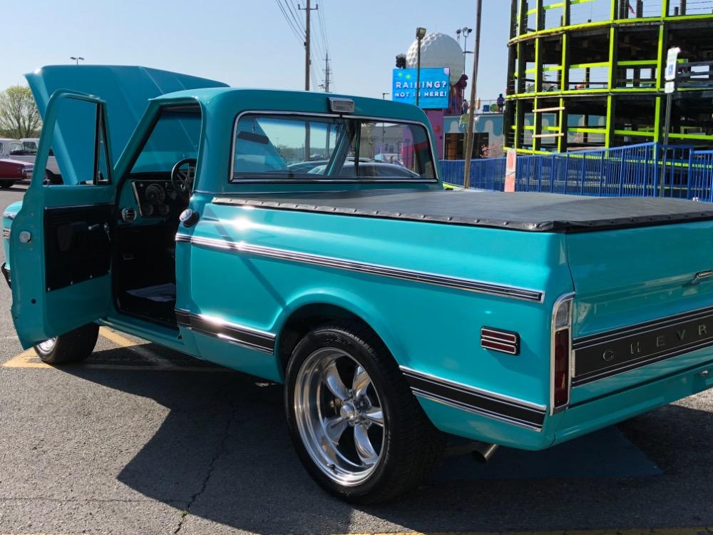 Used 1971 Chevrolet Pickup Cheyenne- RESTORED-NUMBERS MATCHING BIG BLOCK-SEE VIDEO | Mundelein, IL