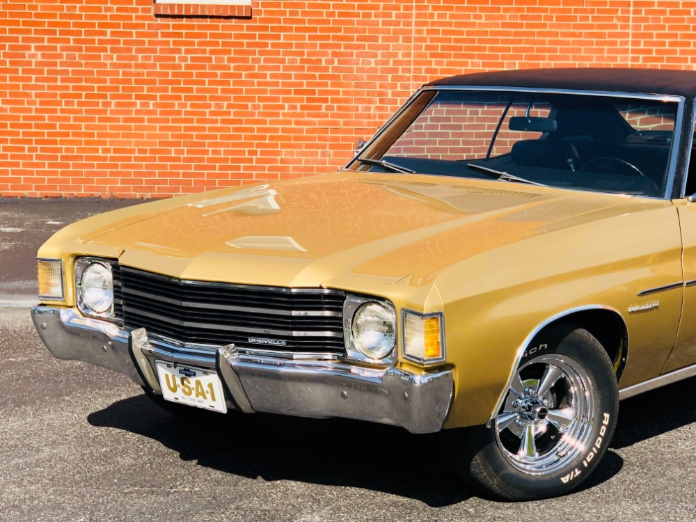 Used 1972 Chevrolet Chevelle -SOUTHERN MALIBU GREAT RELIABLE DRIVER-RUST FREE KENTUCKY CAR-SEE VIDEO | Mundelein, IL
