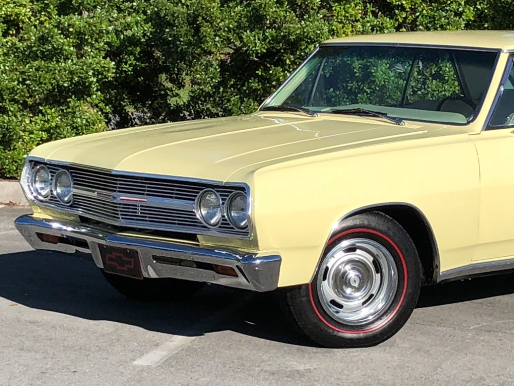1965 Chevrolet Chevelle - MALIBU SS WITH 138 VIN - ALABAMA RUST FREE ...