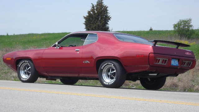 1971 Plymouth Gtx 1 Of 327 Produced Very Rare Mopar Stock