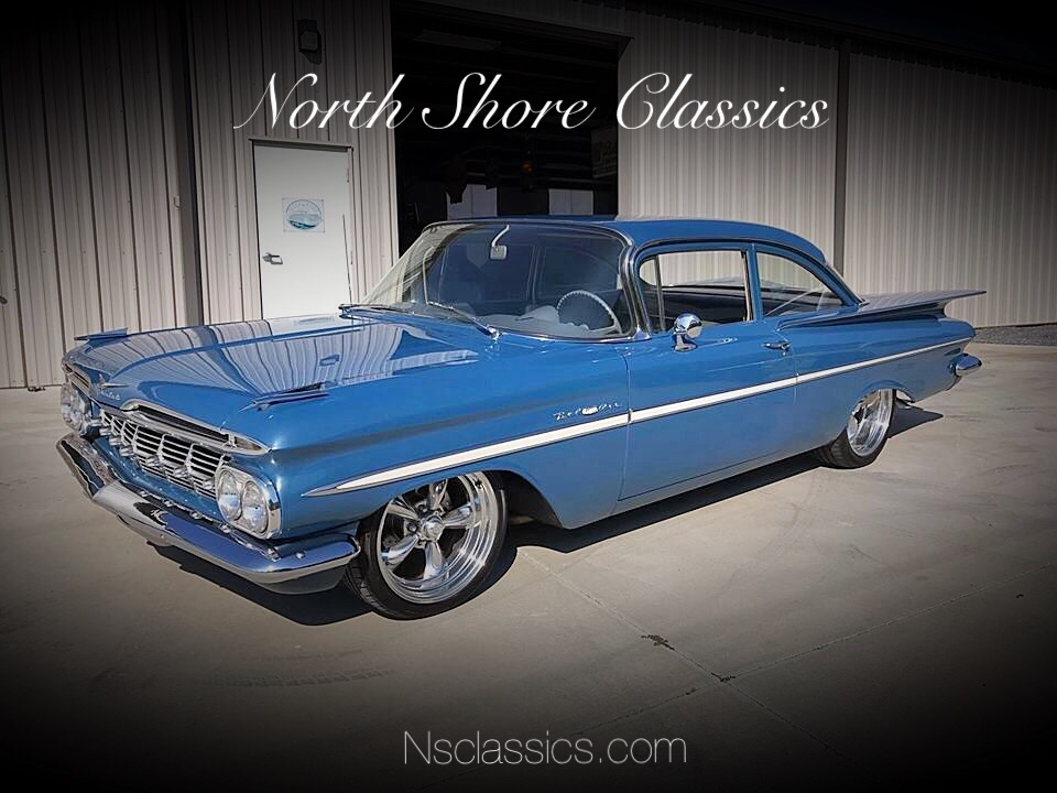 Used 1959 Chevrolet Bel Air -RARE CLASSIC CAR FREE SHIPPING- FROM GEORGIA | Mundelein, IL
