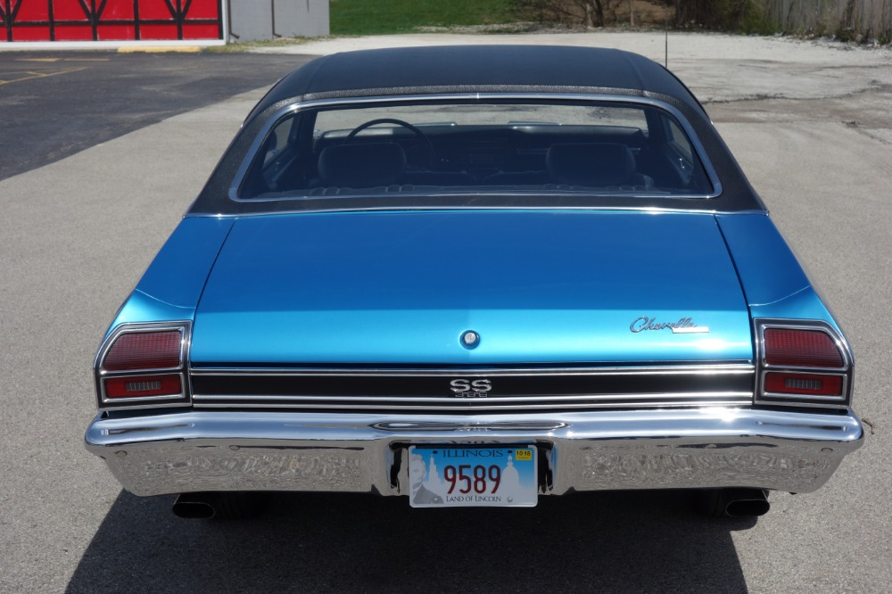 Used 1969 Chevrolet Chevelle -SS396 4 SPEED-NUMBERS MATCHING L35-LOW ORIGINAL MILE MUSCLE CAR- SEE VIDEO | Mundelein, IL