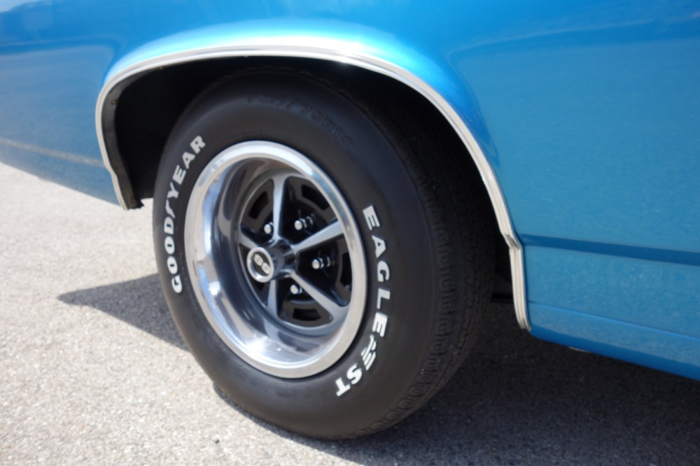 Used 1969 Chevrolet Chevelle -SS396 4 SPEED-NUMBERS MATCHING L35-LOW ORIGINAL MILE MUSCLE CAR- SEE VIDEO   Mundelein, IL