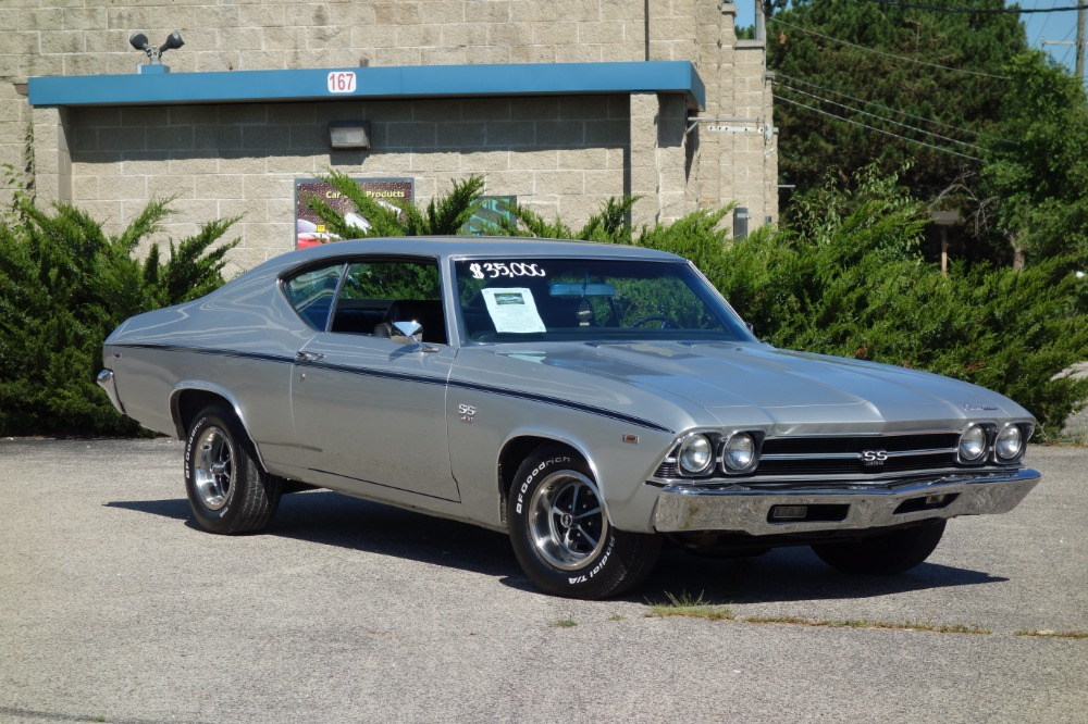 super popular d8632 0e918 1969 Chevrolet Chevelle REAL SS396-REAL L CODE-FACTORY CODE ...