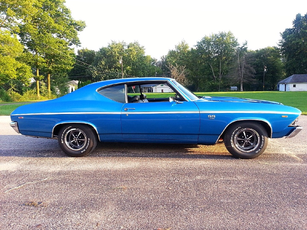 Used 1969 Chevrolet Chevelle -SS396 with 4 Speed/ Great condition | Mundelein, IL