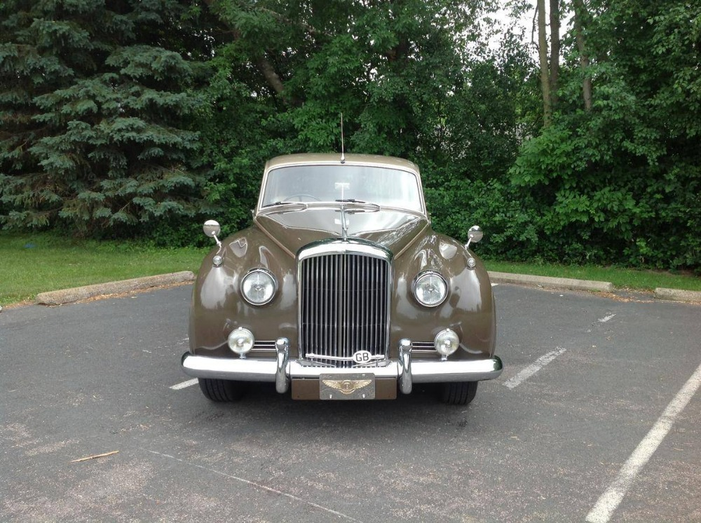 Used 1959 Bentley S2 - GREAT CRUISER CLASSIC- | Mundelein, IL