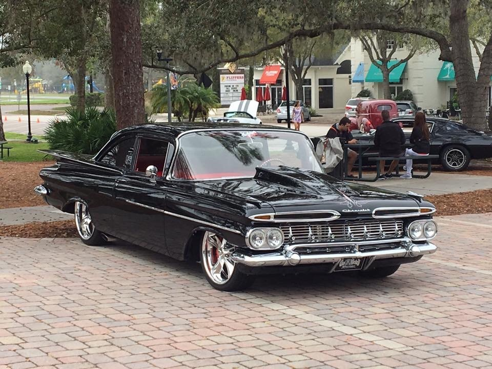 Used 1959 Chevrolet Biscayne -572-PRO TOURING SHOW CAR | Mundelein, IL