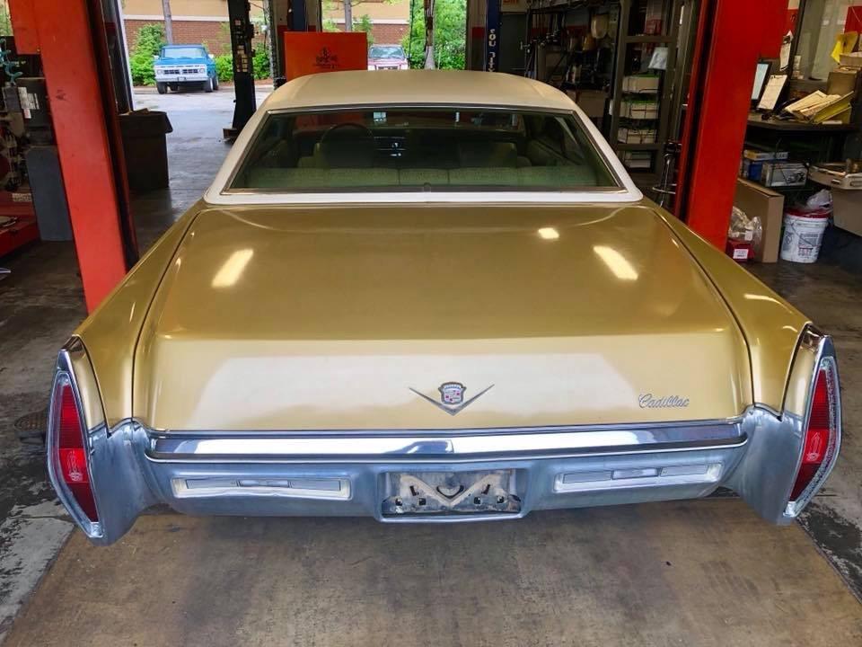 Used 1972 Cadillac DeVille -36k Original Miles- | Mundelein, IL
