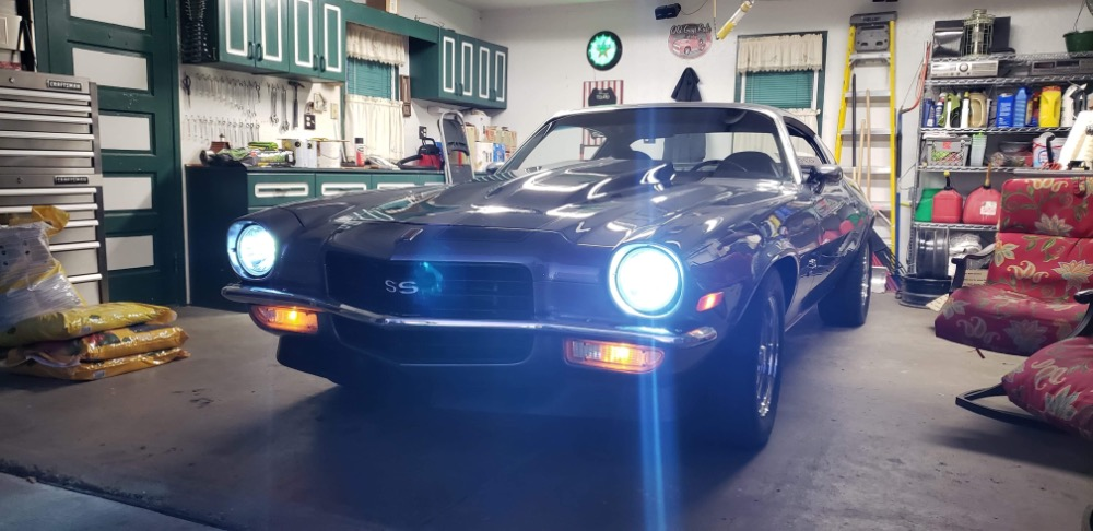 Used 1972 Chevrolet Camaro -REAL SS- Z27 CODE- BIG BLOCK 454 - SEE VIDEO | Mundelein, IL