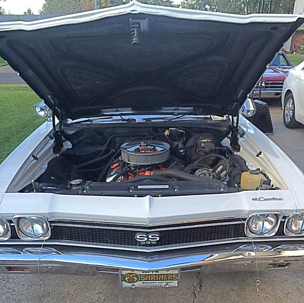 Used 1968 Chevrolet El Camino -BIG BLOCK WITH AC - SEE VIDEO | Mundelein, IL