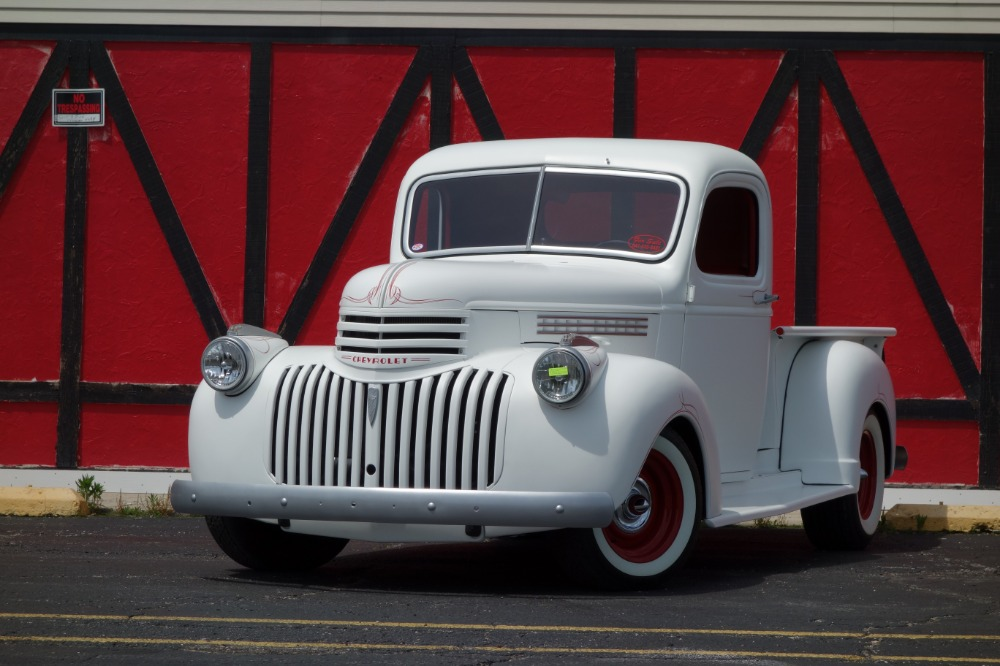 Used 1941 Chevrolet Pickup SHOW TRUCK-WORLD OF WHEELS TOP 20 WINNER-FULL RESTO-MUST SEE - SEE VIDEO | Mundelein, IL