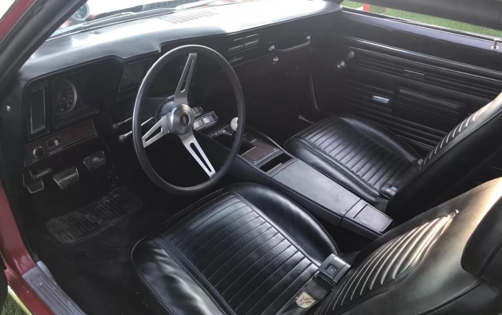 Used 1969 Chevrolet Camaro -BIG BLOCK-4 SPEED-CALIFORNIA CAR- | Mundelein, IL