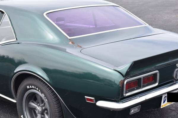 Used 1968 Chevrolet Camaro -ORIGINAL RS RESTORATION PROJECT-RUNNING AND DRIVING- | Mundelein, IL