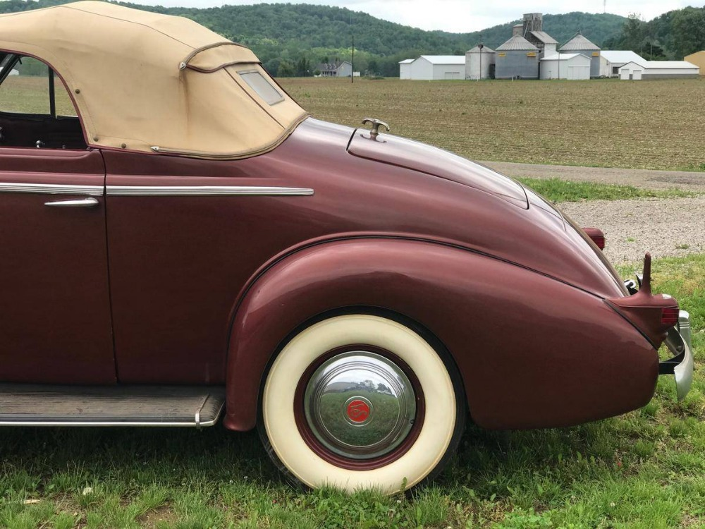 Used 1938 Cadillac LaSalle -CONVERTIBLE IN SOLID CONDITION-RARE FIND- | Mundelein, IL