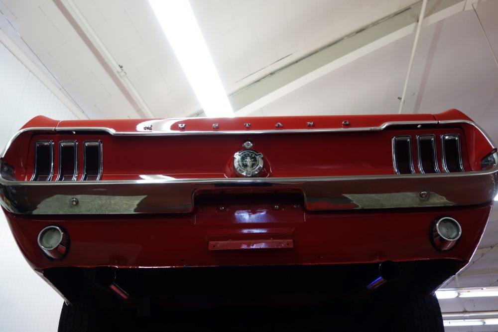 Used 1967 Ford Mustang -CLEARANCE-CONV. FUN-VERY RELIABLE-READY FOR TOURING TOP DOWN-VIDEO | Mundelein, IL