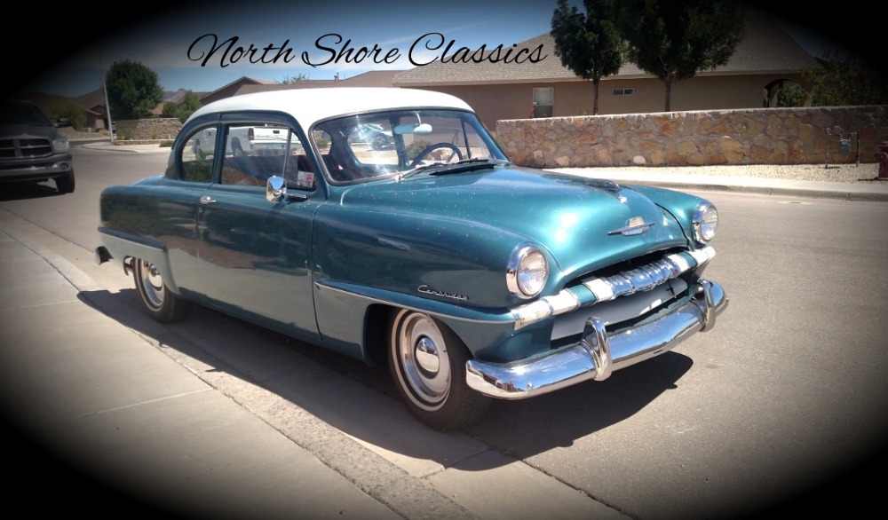 e2d4c8bcae5 1953 Plymouth Cambridge - EXCELLENT RUNNING COUPE - Stock   53SAL ...