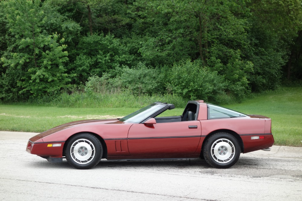 Used 1987 Chevrolet Corvette -LIFT OFF TARGA TOP-SEE VIDEO | Mundelein, IL