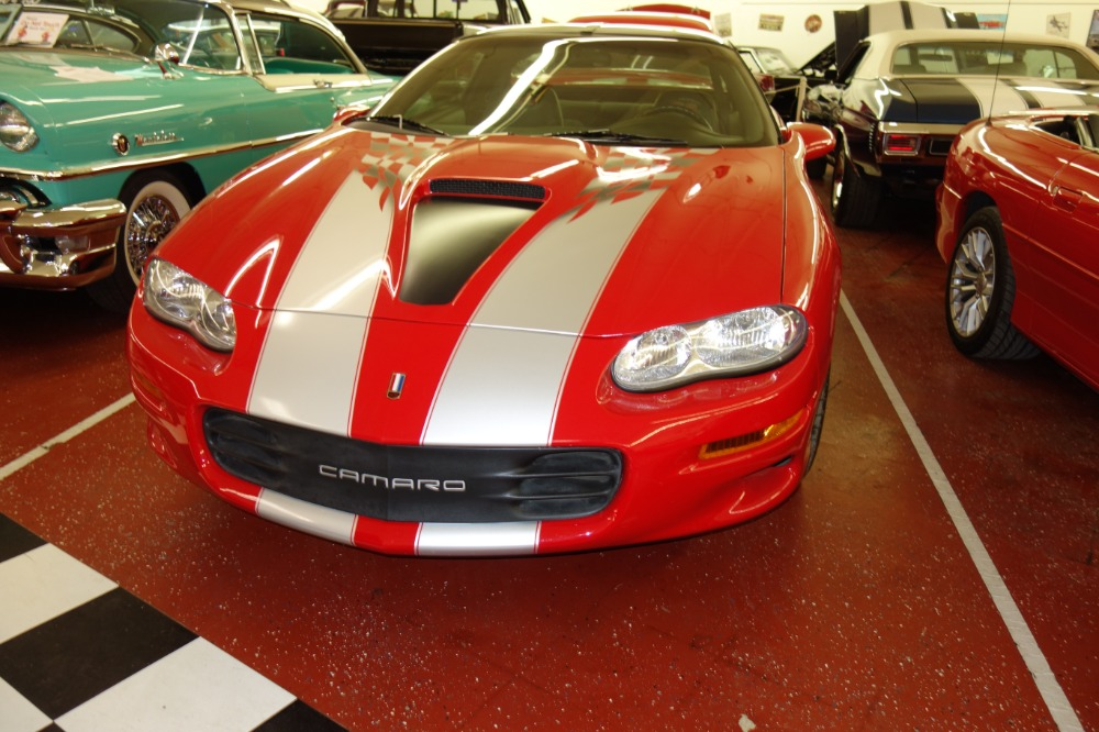Used 2002 Chevrolet Camaro -SS-PRICE DROP-PRISTINE CONDITION-ONLY 14K ORIGINAL MILES- | Mundelein, IL