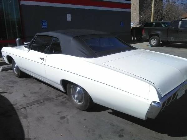 Used 1968 Chevrolet Impala -BIG BLOCK SUMMER FUN-RESTORE AND DRIVE- | Mundelein, IL
