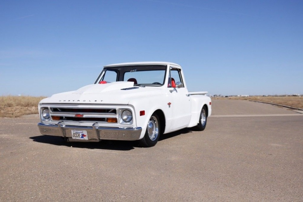 Used 1968 Chevrolet Pickup -PRO TOURING-SUPERCHARGED W/TWIN TURBO'S AND AIR RIDE - SEE VIDEO | Mundelein, IL