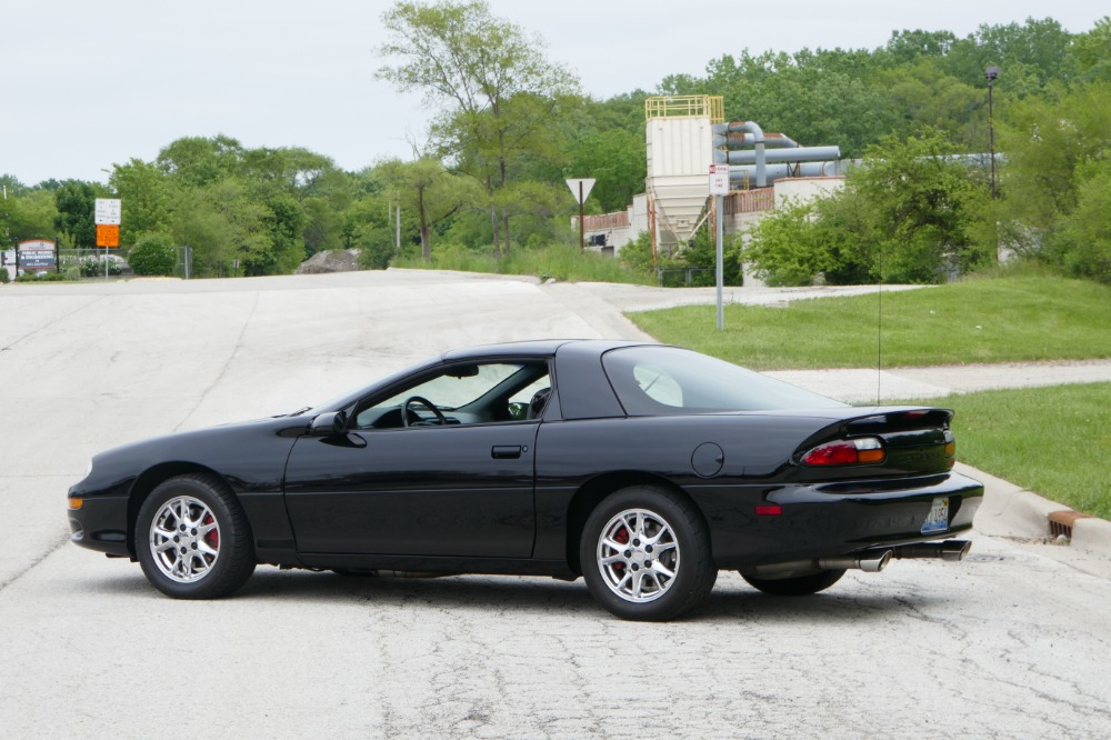 Used 2002 Chevrolet Camaro -Z28- 5.7 L LS1 V8 - 6 SPEED MANUAL - SEE VIDEO | Mundelein, IL