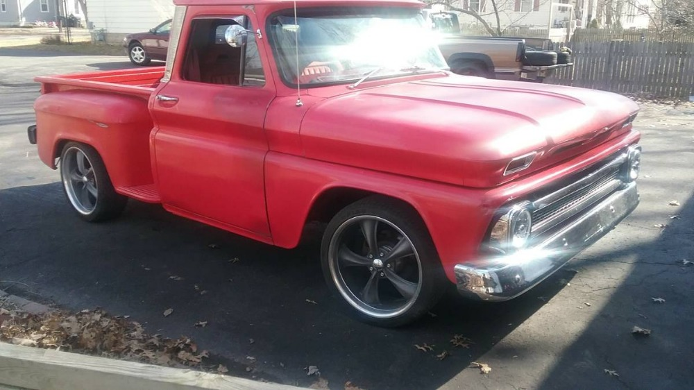 Used 1965 Chevrolet Pickup -SHORTBED STEPSIDE-KOOL OLD PICK UP TRUCK-RELIABLE WITH AC- | Mundelein, IL