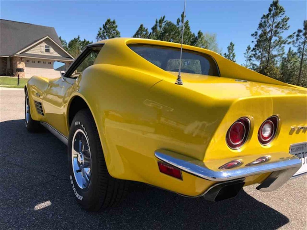 Used 1972 Chevrolet Corvette -NUMBERS MATCHING STINGRAY - SEE VIDEO | Mundelein, IL