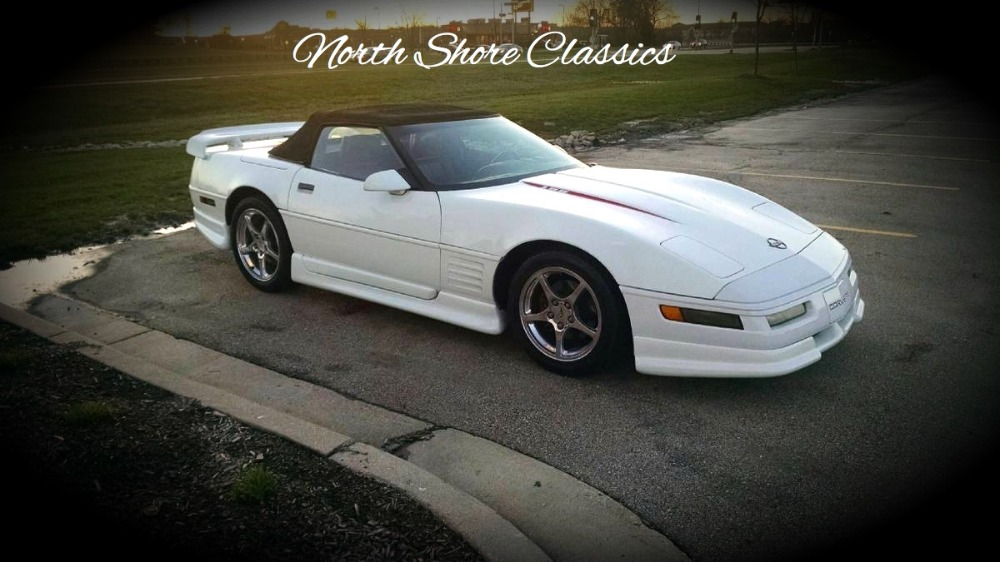 Used 1991 Chevrolet Corvette - CONVERTIBLE 6 SPEED - | Mundelein, IL
