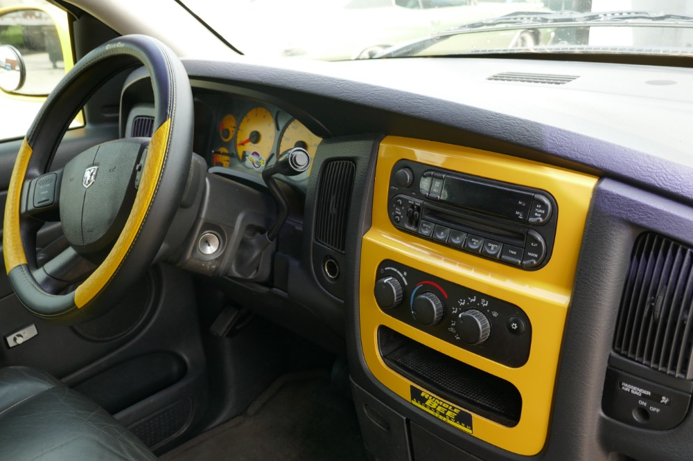 Used 2004 Dodge Pickup -RAM 1500 - RUMBLE BEE- LOWERED PICK UP - SEE VIDEO | Mundelein, IL