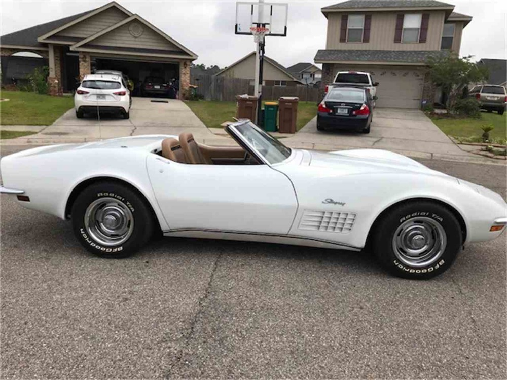 Used 1972 Chevrolet Corvette - NUMBERS MATCHING - CONVERTIBLE FUN STINGRAY-SEE VIDEO | Mundelein, IL
