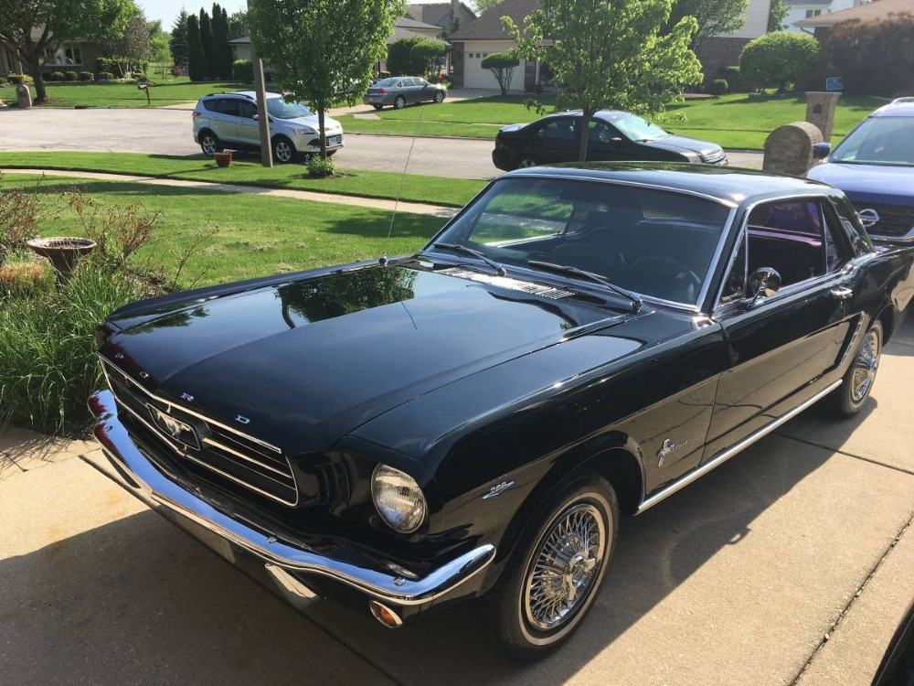 Used 1965 Ford Mustang -SUMMER HEAD TURNER | Mundelein, IL