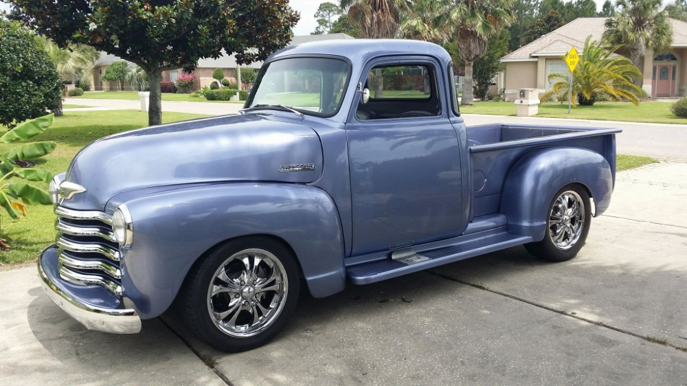 Used 1955 Chevrolet Pickup -1ST SERIES RESTOMOD-AWESOME SHOW TRUCK- | Mundelein, IL