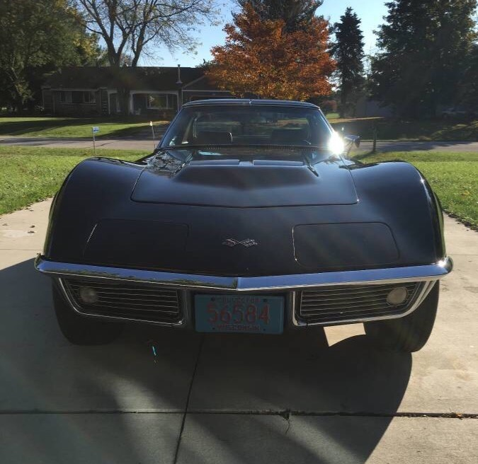 Used 1969 Chevrolet Corvette -BIG BLOCK Tri Power 427 STINGRAY-WOW! | Mundelein, IL