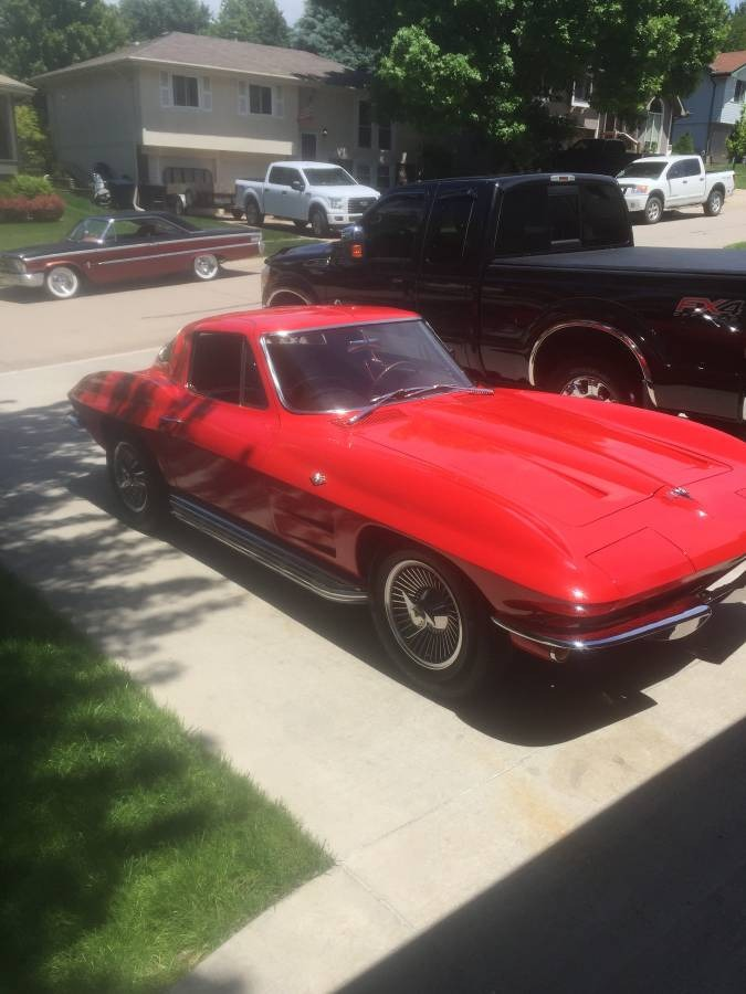 Used 1964 Chevrolet Corvette -NUMBERS MATCHING STINGRAY-WITH SIDE PIPES-FAST CLASSIC-AMERICAN DREAM! | Mundelein, IL