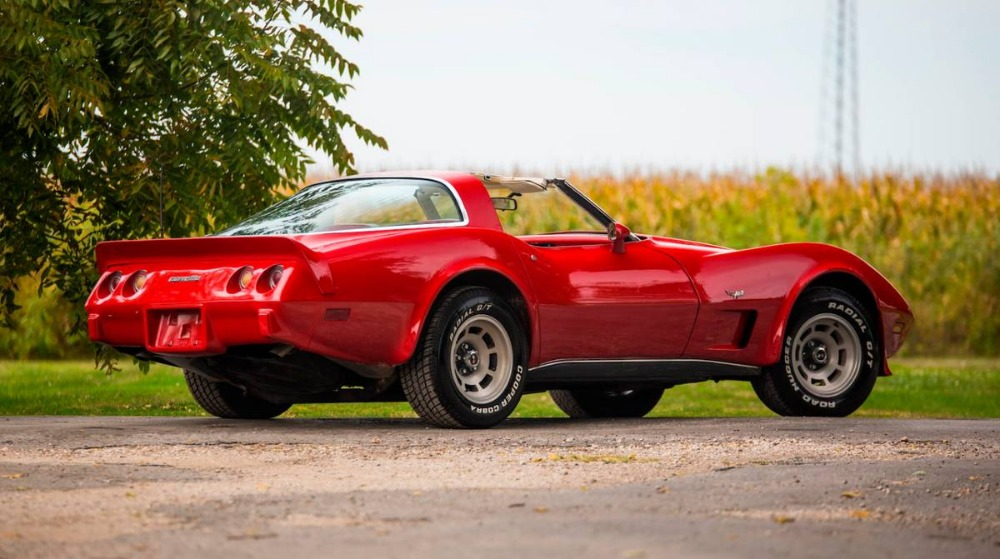 Used 1979 Chevrolet Corvette -Red Hot Ready Summer Fun!! | Mundelein, IL