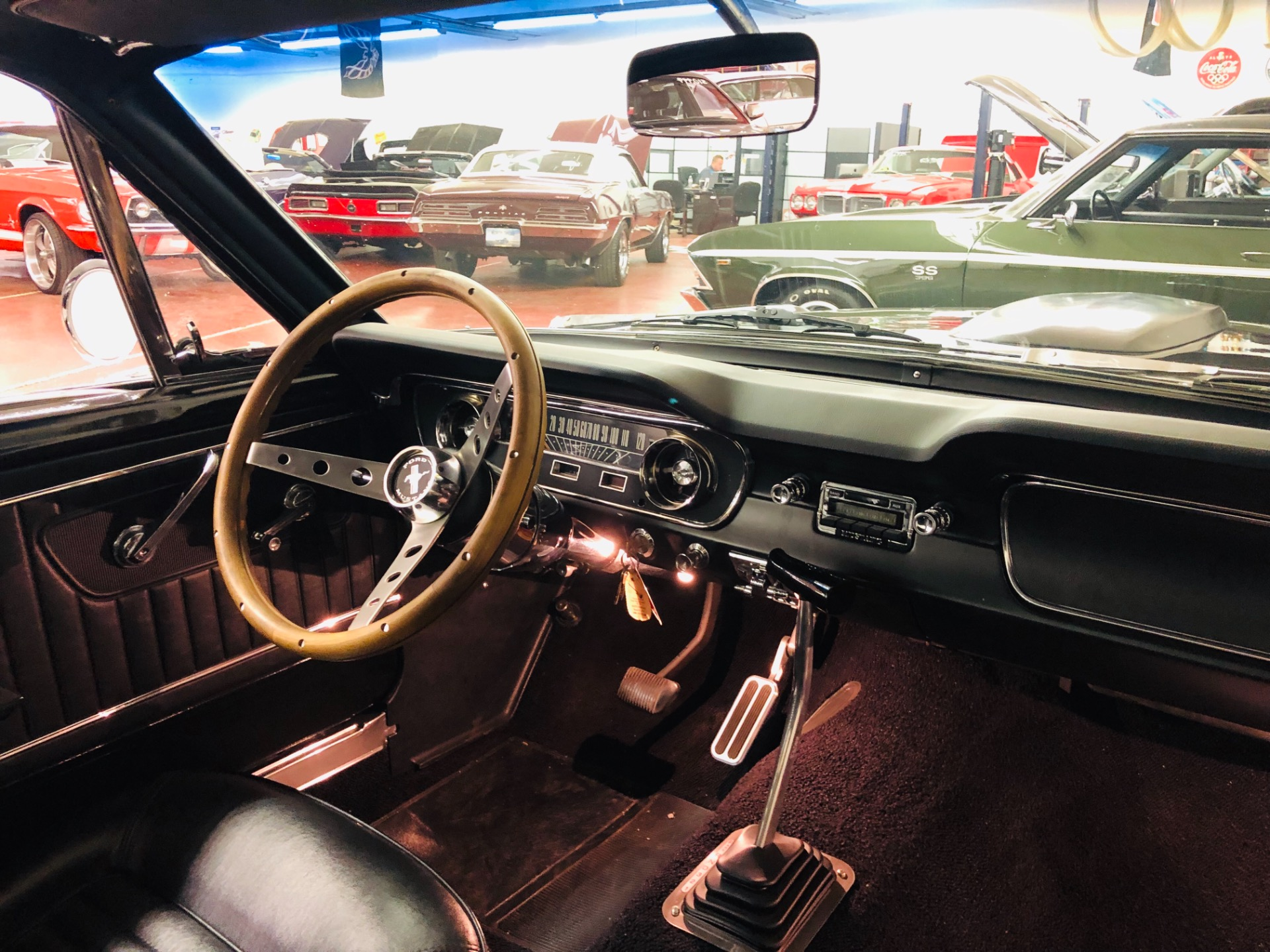 Used 1964 Ford Mustang -PRO TOURING LS1-64 1/2 PONY CLASSIC-WITH DASH COMMAND-DYNOED- SEE VIDEO | Mundelein, IL