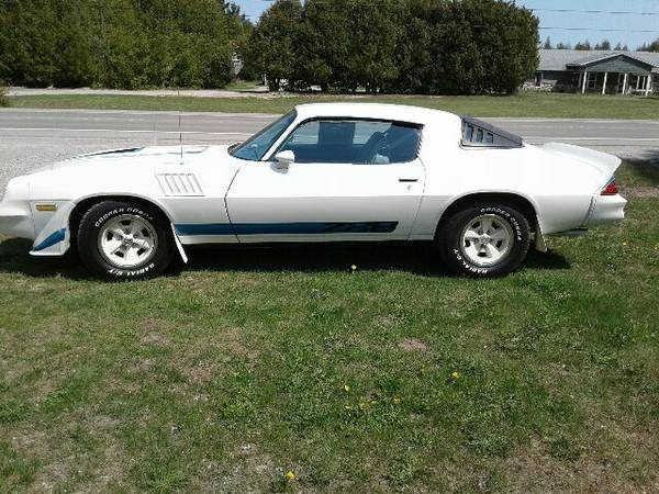 Used 1979 Chevrolet Camaro -Z/28-1 OWNER WITH 85,000 ORIGINAL MILES-SOLID RELIABLE DRIVER QUALITY- | Mundelein, IL