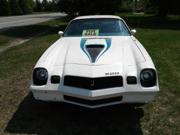Used 1979 Chevrolet Camaro -Z/28--1 OWNER WITH 85,000 ORIGINAL MILES-SOLID RELIABLE DRIVER QUALITY- | Mundelein, IL