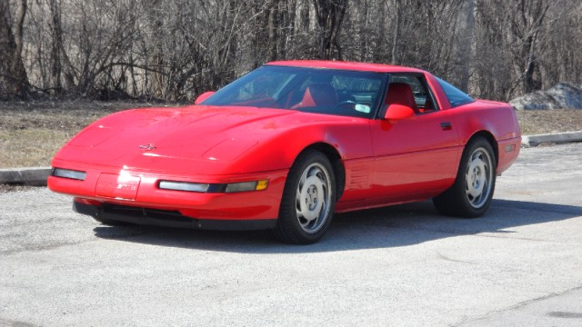 Used 1994 Chevrolet Corvette SUPERCHARGED- 12 SECOND 1/4 MILE TIME SLIPS! | Mundelein, IL