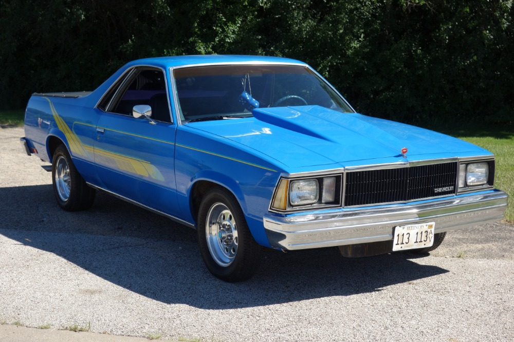 Used 1980 Chevrolet El Camino -SOLID RIDE - SEE VIDEO | Mundelein, IL