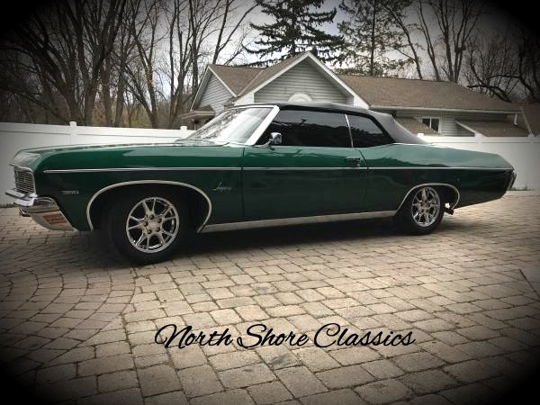 Used 1970 Chevrolet Impala - CONVERTIBLE - DRIVER WITH BLUETOOTH - | Mundelein, IL